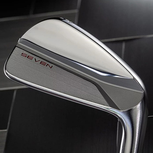 SEVEN MB Full CNC Irons 4-PW