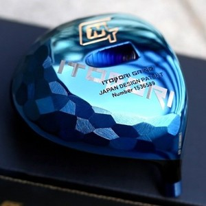 Itobori Metallic Blue Limited Edition 一号木(单头)